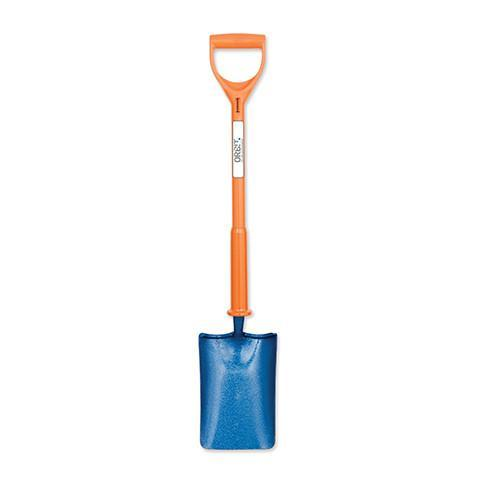 Poly Fibre Insulated Shock-Pro Range GPO Trenching Spade - Orbit - Insulated Shovels & Tools - Lapwing UK