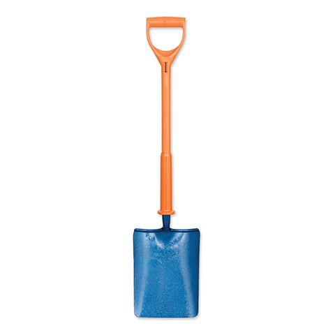 Poly Fibre Insulated Shock-Pro Range Taper Mouth Shovel - Orbit - Insulated Shovels & Tools - Lapwing UK