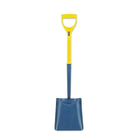 Poly Fibre Duro Range Square Mouth Shovel - Orbit - Shovels & Digging Tools - Lapwing UK