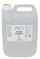Orbit Hand & Surface Sanitiser 70% Alcohol - 5L - LapwingUK B2C - Hand Cleaners - Lapwing UK