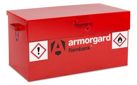 Flambank Van Security Box - Orbit - Site Security - Lapwing UK
