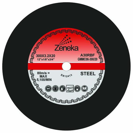 Zeneka Metal Cutting Discs