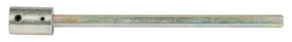 Dry Core Accessories HEX 250mm Extension Rod - Incision - Diamond Cores - Lapwing UK