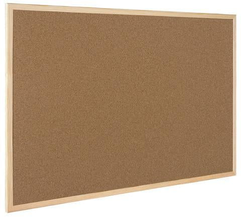 Notice Board 1200 x 900mm - Orbit - Canteen & Office - Lapwing UK