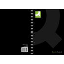 A4 Wirebound 160 Page Note Book - Orbit - Canteen & Office - Lapwing UK