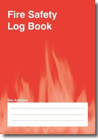 Fire Safety Log book - Orbit - Fire Protection - Lapwing UK