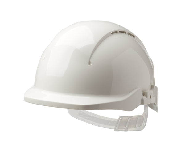 Concept Vented Helmet with Reduced Peak - Azured - Head Protection - Lapwing UK