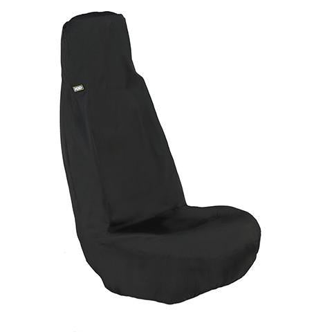 Universal Front Seat Cover Black - Orbit - Temporary Covers & Storage - Lapwing UK
