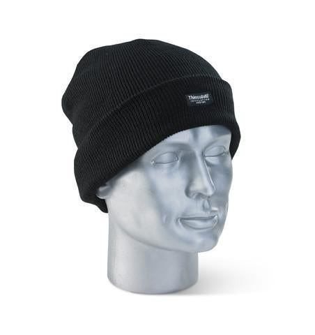Thinsulate Hat - Black