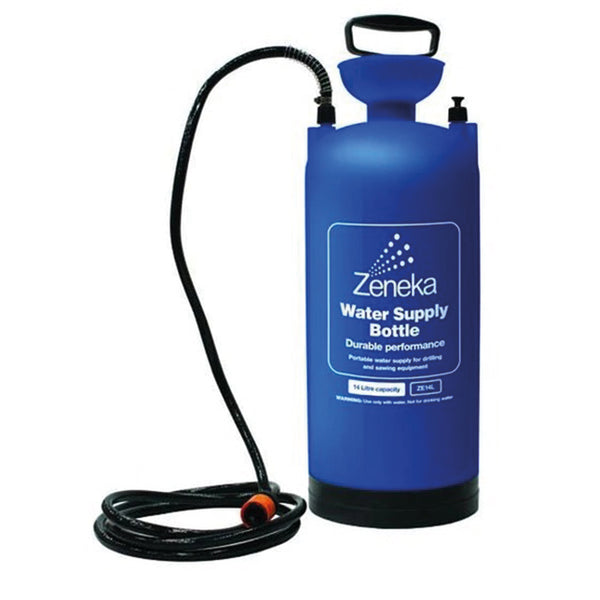 Zeneka 14L Water Supply Bottle - Zeneka - Dust Suppression - Lapwing UK