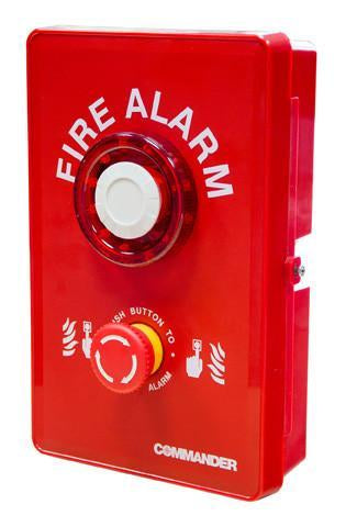 Site Howler Fire Alarm