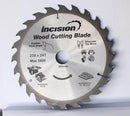 Incision Pro Grade Carbide Tipped Saw Blade - 83CSB21040 - Incision - Breaking, Drilling & Sawing - Lapwing UK