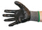 Quartz Black Nitrile Gloves - Azured - Hand Protection - Lapwing UK