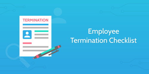 Employee Hiring and Termination Checklist