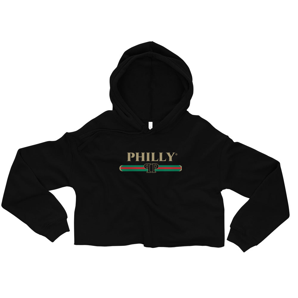 2c4f5556 Load image into Gallery viewer, BeautiPhilly Gucci Inspired Philly  Women's Crop ...