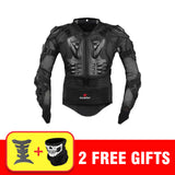 New Motocross Racing Motorcycle Body Armor Moto Protective Gear Motorcycle Jacket+Shorts Pants+Protection Knee Pads+Gloves Guard
