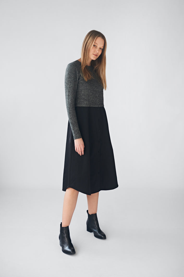 Sweater/Shirt Dress