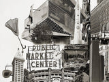 Seattle Archival Pigment Print -- Tower of Seattle -- Photomontage -- Limited Edition Fine Art Print -- Photo Collage
