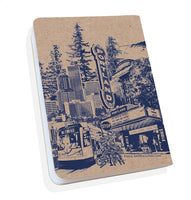 Portland Oregon Notebook – Pocket Journal
