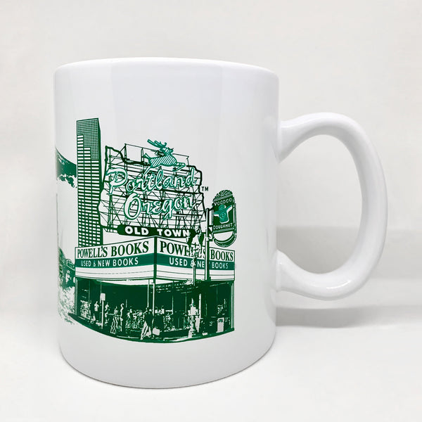 Portland Oregon – Landmark Jumbo Mug – Coffee – Soup