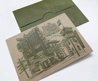 ON SALE!! - Portland Notecard - Marquees of Portland - Single or Set of 6
