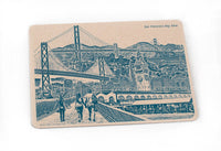 ON SALE!! -- Icons of San Francisco, California Postcards - Set of 6 Cards