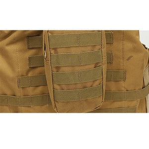 Military Tactical Vest For Men Plate Carrier -  - Tactical Vest - Woosir