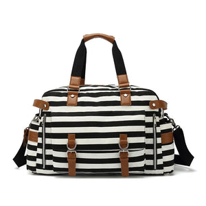Travel Bags For Women with Trolley Sleeve Design -  - Duffle Bags - Woosir