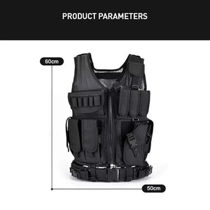 Breathable Fashionable Military Tactical Vest -  - Tactical Vest - Woosir