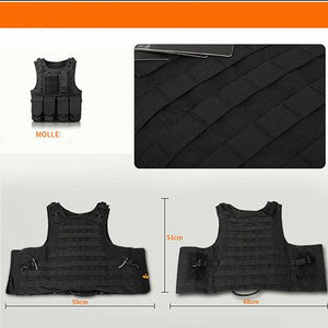 Fashionable Military Plate Carrier Vest -  - Tactical Vest - Woosir