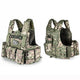 Tactical Vest Molle Combat Plate Carrier - Camo A - Tactical Vest - Woosir
