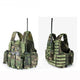 Tactical Vest Molle Combat Plate Carrier - Camo B - Tactical Vest - Woosir