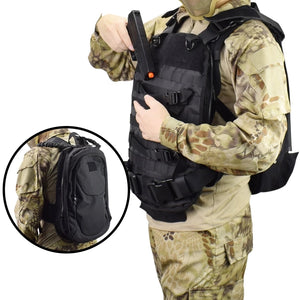 Tactical Backpack Combat Training Vest -  - Tactical Vest - Woosir