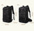 Large Travel Backpack 40L Hiking Camping Bag 50L -  - Climbing Bags - Woosir