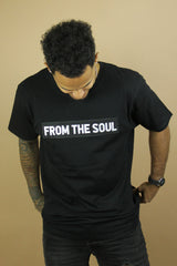 From The Soul T-Shirt Black