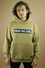 From The Soul Hoodie Camel