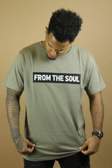 From The Soul T-Shirt Walnut