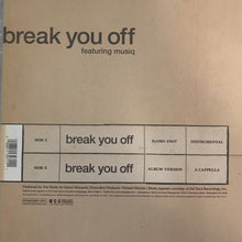 "Load image into Gallery viewer, The Roots ""Break You Off"" 2 Version 12inch Vinyl"