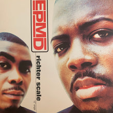 "Load image into Gallery viewer, EPMD ""Richter Scale"" 6 Track 12inch Vinyl"