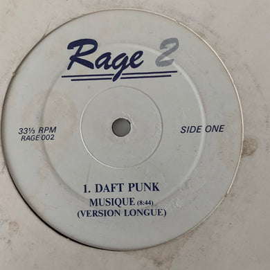 "Daft Punk ""Musique"" Lounge Version plus 2 other tracks 3 Track 12inch Vinyl"