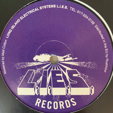 "Load image into Gallery viewer, M/R ""Let That Shit Breath"" on Long Island Electrical System's L.I.E.S. Records 4 Track 12inch Vinyl"