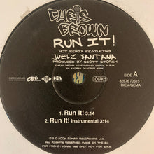 "Load image into Gallery viewer, Chris Brown ""Run It"" Feat Juelz Santana 4 version 12inch Vinyl"