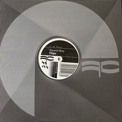 "Clipz ""Sound Boy"" / ""Pitch Dem Up"" 2 Track 12inch Vinyl"