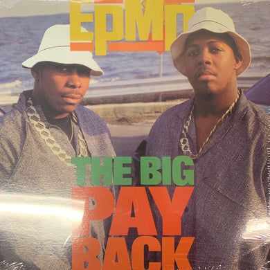 "EPMD ""The Big Pay Back"" 5 Track 12inch Vinyl"
