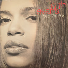 "Load image into Gallery viewer, Faith Evans ""Love Like This"" 3 Track 12inch Vinyl"