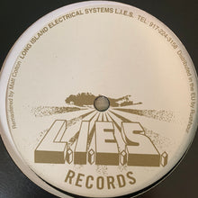 "Load image into Gallery viewer, Bookworms ""Love Triangles"" on Long Island Electrical System's L.I.E.S. Records 2 Track 12inch Vinyl"