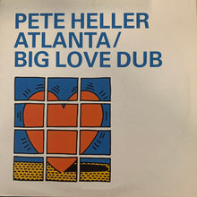 "Load image into Gallery viewer, Peter Heller ""Atlanta"" / ""Big Love Dub"" 2 Track 12inch Vinyl"