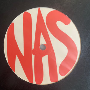 "NAS ""It Ain't Hard To Tell"" 3 Version 12inch Vinyl"