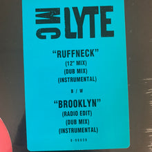 "Load image into Gallery viewer, MC Lyte ""Ruffneck"" / ""Brooklyn"" 6 Version 12inch Vinyl"