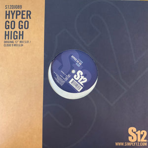 "Hyper Go Go ""High"" 2 Version 12inch Vinyl"